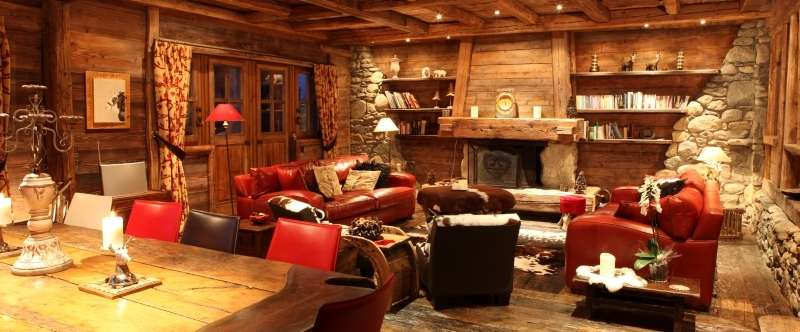 Chalet Anna in the prestigious Megève ski resort