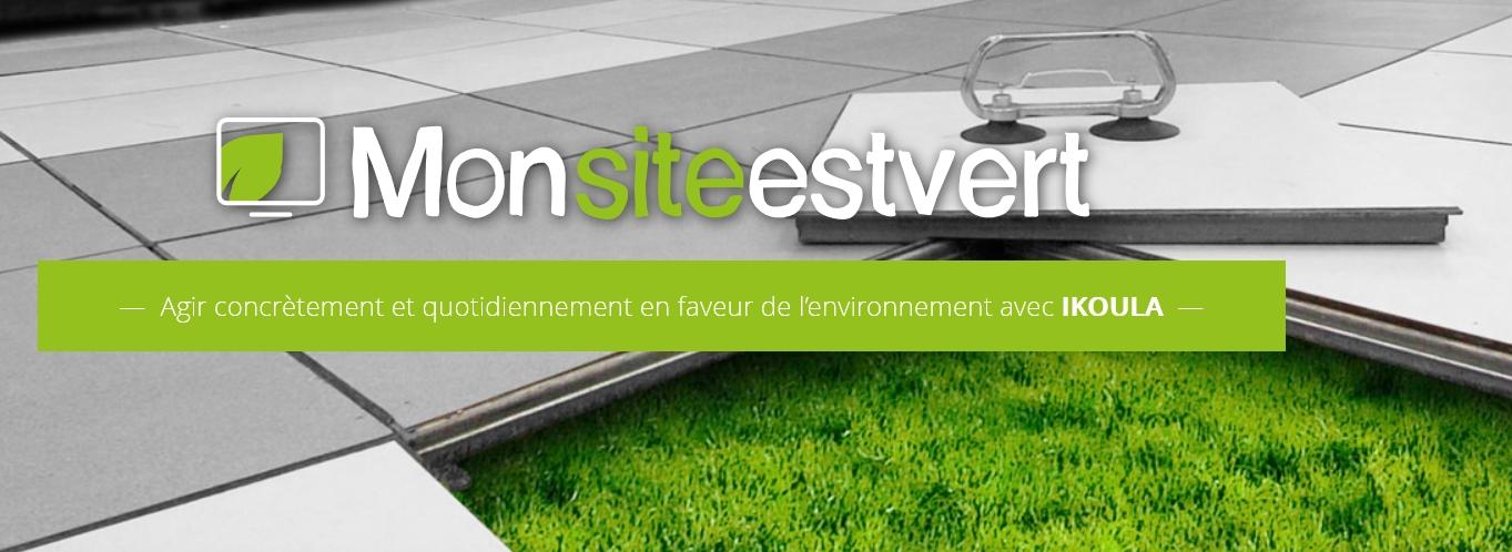 Avec Ikoula, votre solution d'hébergement respecte l'environnement