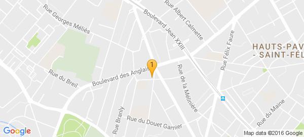 Vous cherchez un podologue à Nantes - Le guide santé
