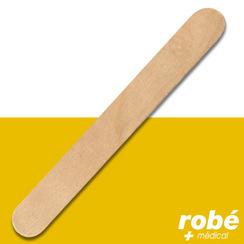 abaisse langue en bois pour adulte chez Robé Médical