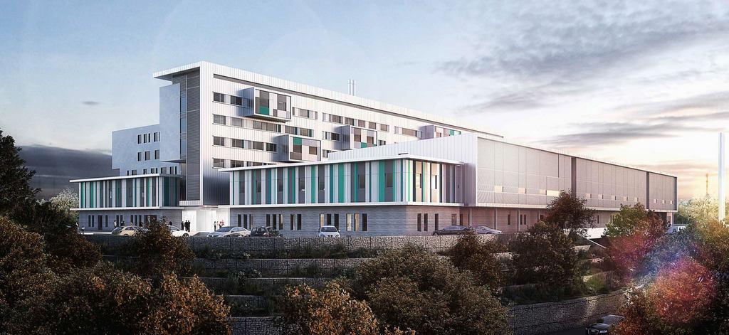 La clinique Belharra regroupe les cliniques Paulmy, St Etienne et Fourcade