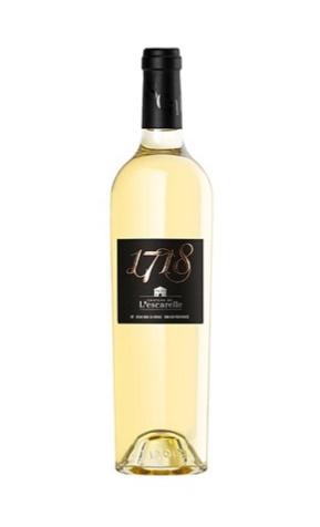 Escarelle cuvée 1718 : un vin blanc minéral aux reflets de miel