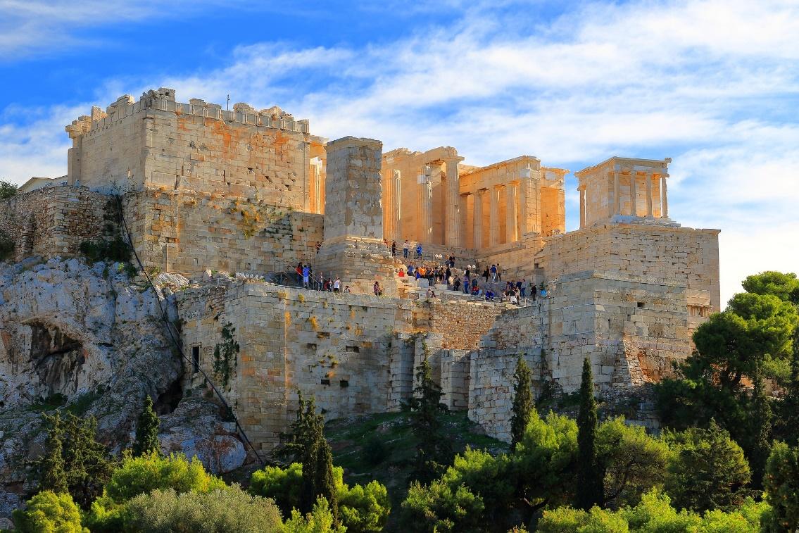 Découvrir la Grèce