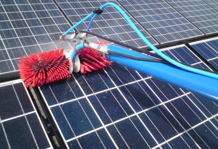 Clean Progress est votre entreprise de nettoyage de panneaux solaires