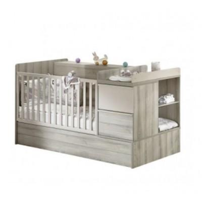 Chambre bébé – Lit Sauthon - Nataldiscount
