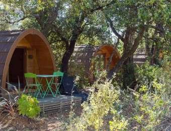 La Pascalinette est un camping avec piscine qui se trouve à Hyères