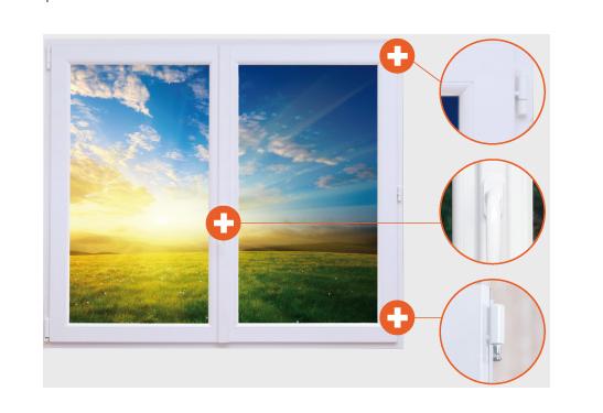 Fenêtres PVC à Toulon, isolantes et durables